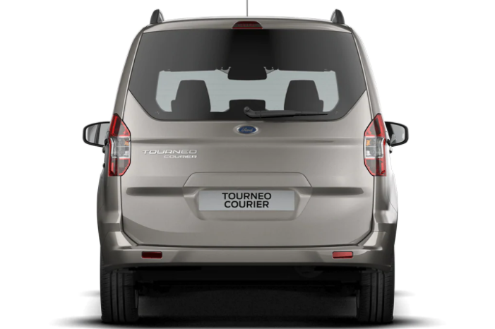 FORD Tourneo Courier 1.5 TDCi lleno
